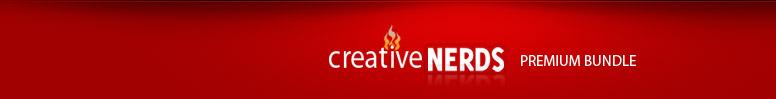 Creative Nerds Premiumn Logo
