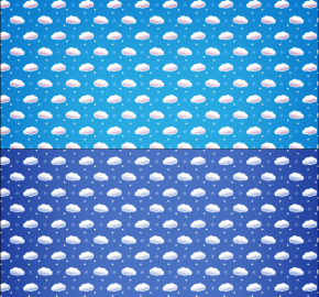 clound-pattern