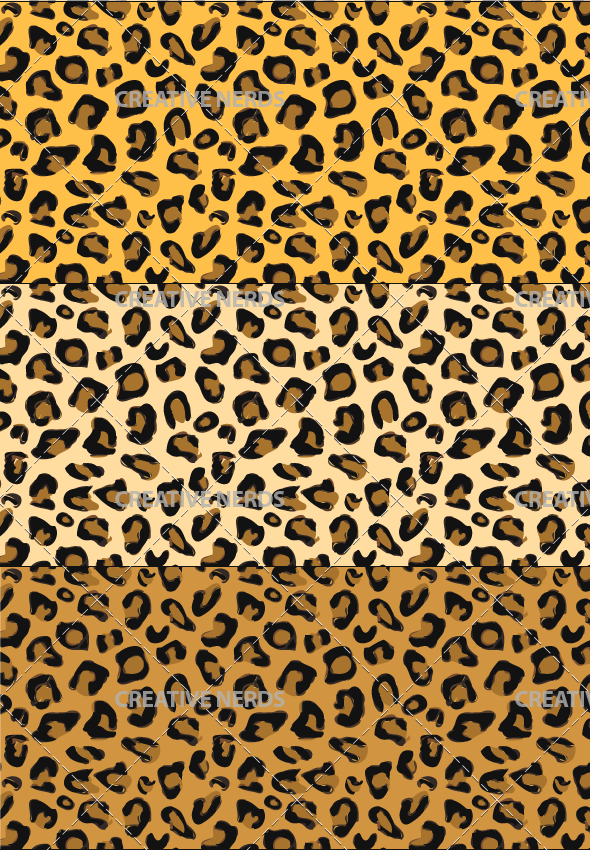cheater patterns preview Beautiful Cheetah Seamless Vector Pattern