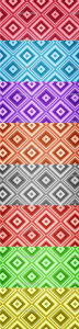 vibrant diamond pattern set preview 72x300 vibrant diamond pattern set preview