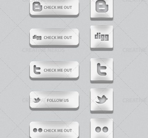 silver-3d-icons-preview