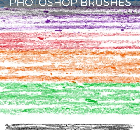 crayon-photoshop-brushes