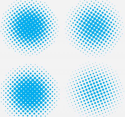 halftone-abstract-vectors